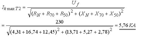 Ikmax beregning